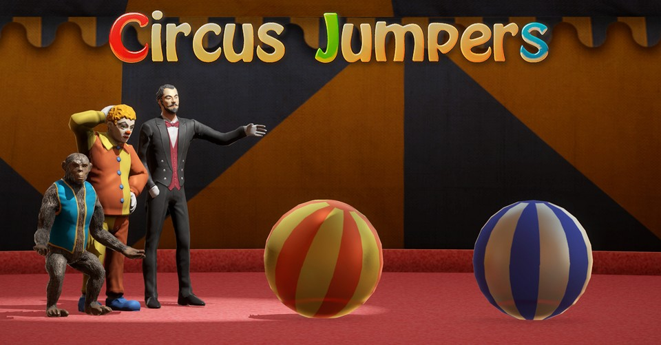Circus Jumpers: hardcore jumper game
