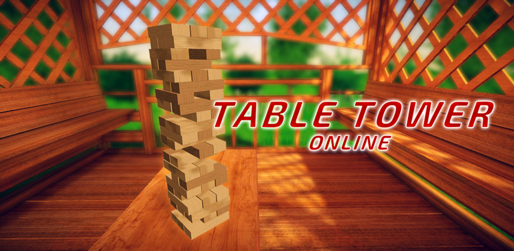 Table Tower Online: Simulator game Jenga