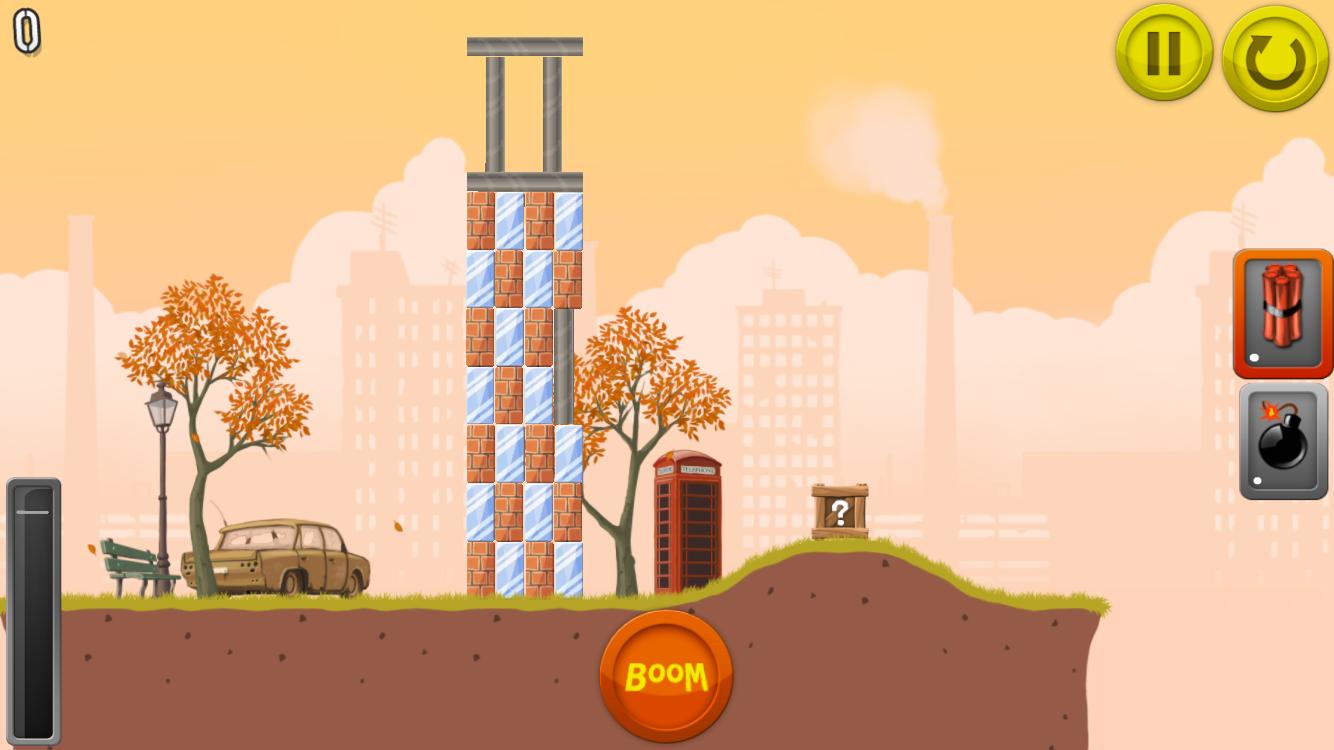 boom land скриншот
